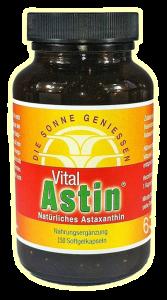 Astaxanthin Vitalastin Informationen