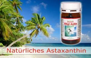Natürliches Astaxanthin aus Hawaii